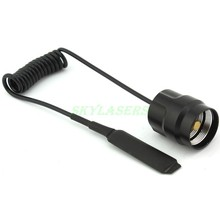 Remote Control Pressure Switch Press Controller fit for C2 C8 Pressure Switch Series Tactical LED Flashlight