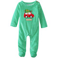 2017 New arrival one piece baby clothing  striped Long Sleeve o-neck Clothes fashion Romper For Newborn boys girls Clothing