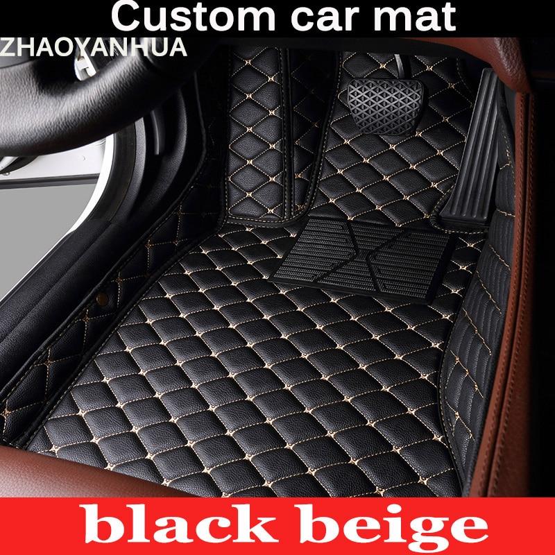 Car floor mats for mercedes benz g350 g500 g55 g63 amg for Mercedes benz floor mats