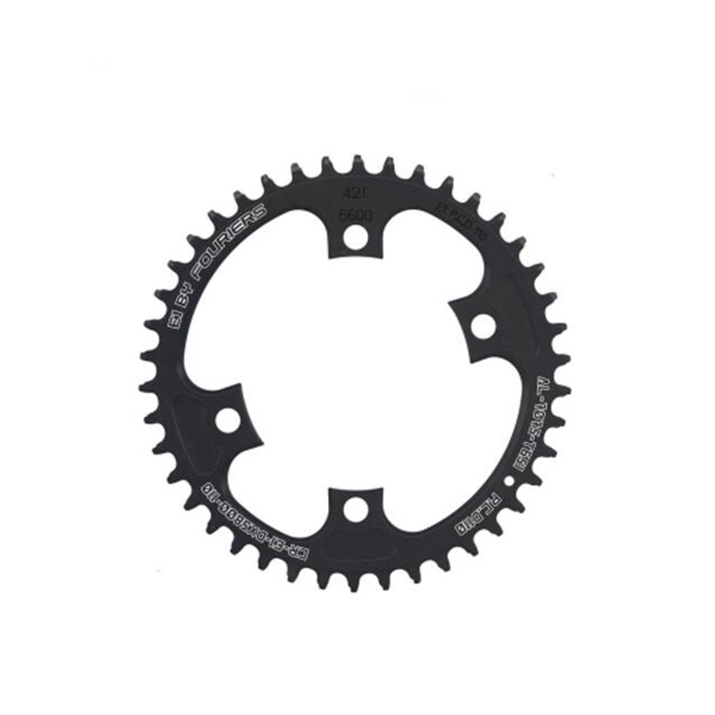 FOURIERS ROAD Chain Ring CR-E1-DX5800-110 BCD Chainring Chainwheel Gear Road Bicycle Chain Ring wired metal roller shutter door magnetic contact switch alarm oc 55 door magnetic switch home alarm system n c type