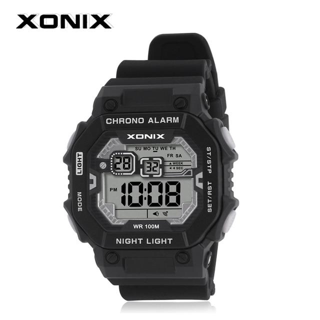 настройка часов xonix