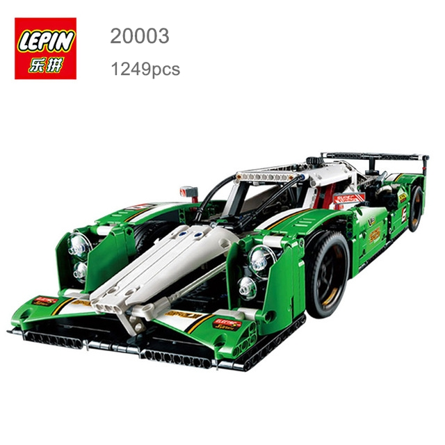 LEPIN Blocks 20003 car Building Toy The 24 Hours Race Car Building Blocks Compatible Technic 42039 Toys For Children in stock china brand 3364 educational toys for children diy building blocks 42039 technic 24 hours race car compatible with lego