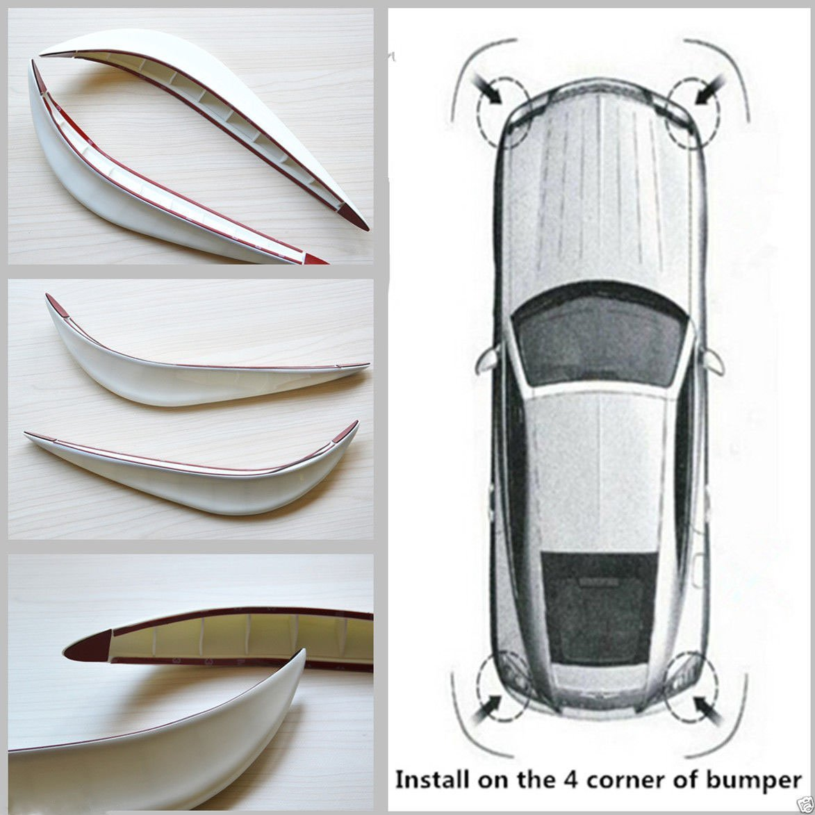 Car Bumper Scratches Protector Bar Corner Crash Bar PVC For Haima 3 7 M3 S5 JAC J2 J3 J4 J5 J7 S1 S3 S5 Car Styling