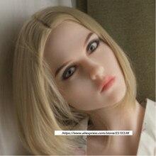 NEW  WMDOLL  Doll Head for  Sex Dolls Body Men Sex 140-170cm