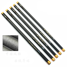 New Hot top dia 1.0/1.5 mm shrink length 90 cm carbon Stream Fishing Rod 9/10/11/12/13 m hand rod fishing weight 1.5kg