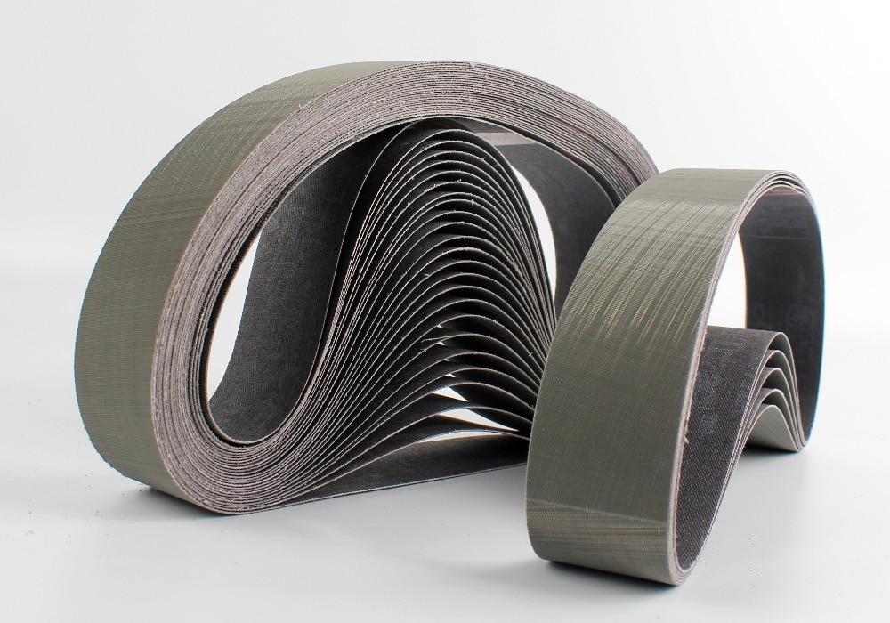 Abrasive 3M sanding belt for stainless steel sander/polisher P800-2500   3PCs