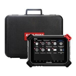 Image 5 - גבוהה באיכות XTOOL X100 PAD2 אוטומטי מפתח מתכנת עם EPB EPS TPMS OBD2 מד מרחק X100 כרית 2 פרו רכב אבחון קילומטרים שינוי