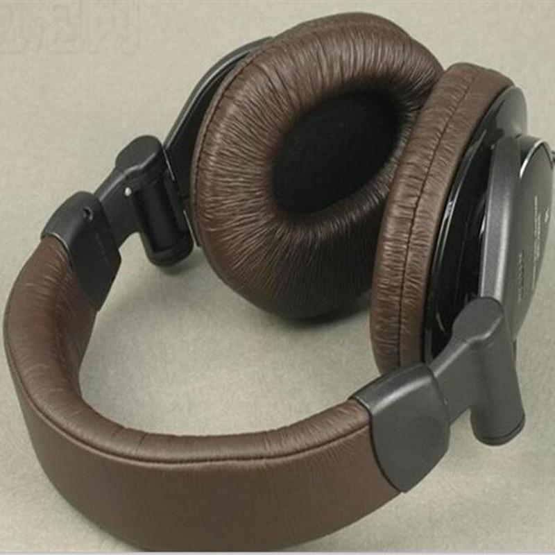 Linhuipad 1 paar Headphone Kunstleer Ear Cup Ear Pads Kussens voor - Draagbare audio en video - Foto 6