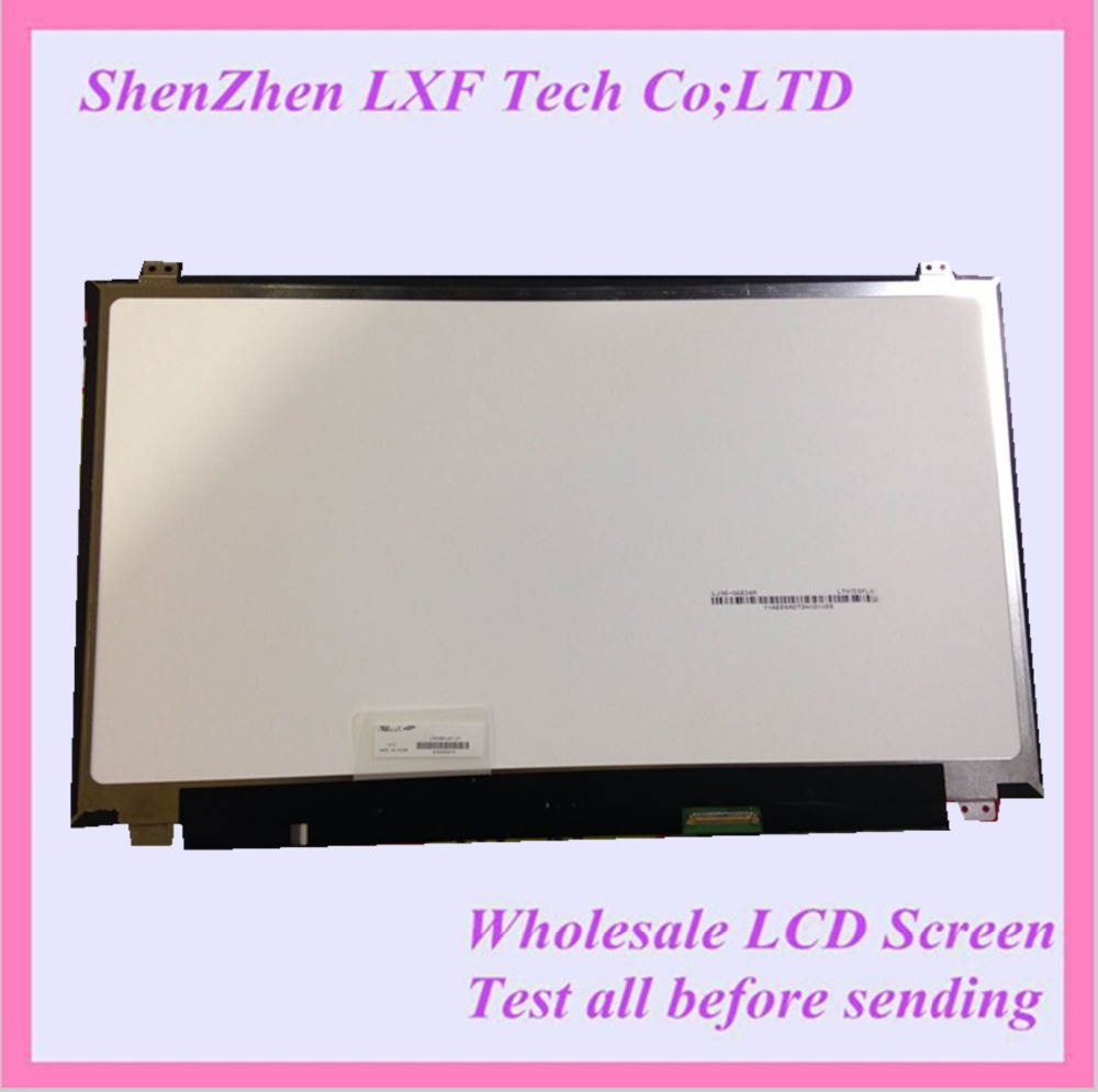NEW Laptop lcd For Lenovo Y50-70 4K LTN156FL02-L01 15.6 3840x2160 LCD display screen replacement repair panle fix part