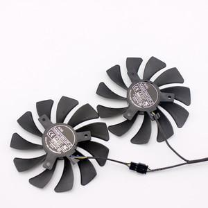 Image 4 - ใหม่ 85 มม.HA9010H12F Z 4Pin Cooler พัดลมสำหรับ MSI GTX 1060 OC 6G GTX 960 P106 100 P106 GTX1060 GTX960 พัดลมการ์ดกราฟิก