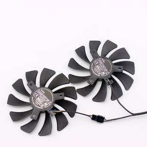 Image 4 - New 85MM HA9010H12F Z 4Pin Cooler Fan Replacement For MSI GTX 1060 OC 6G GTX 960 P106 100 P106 GTX1060 GTX960 Graphics Card Fan