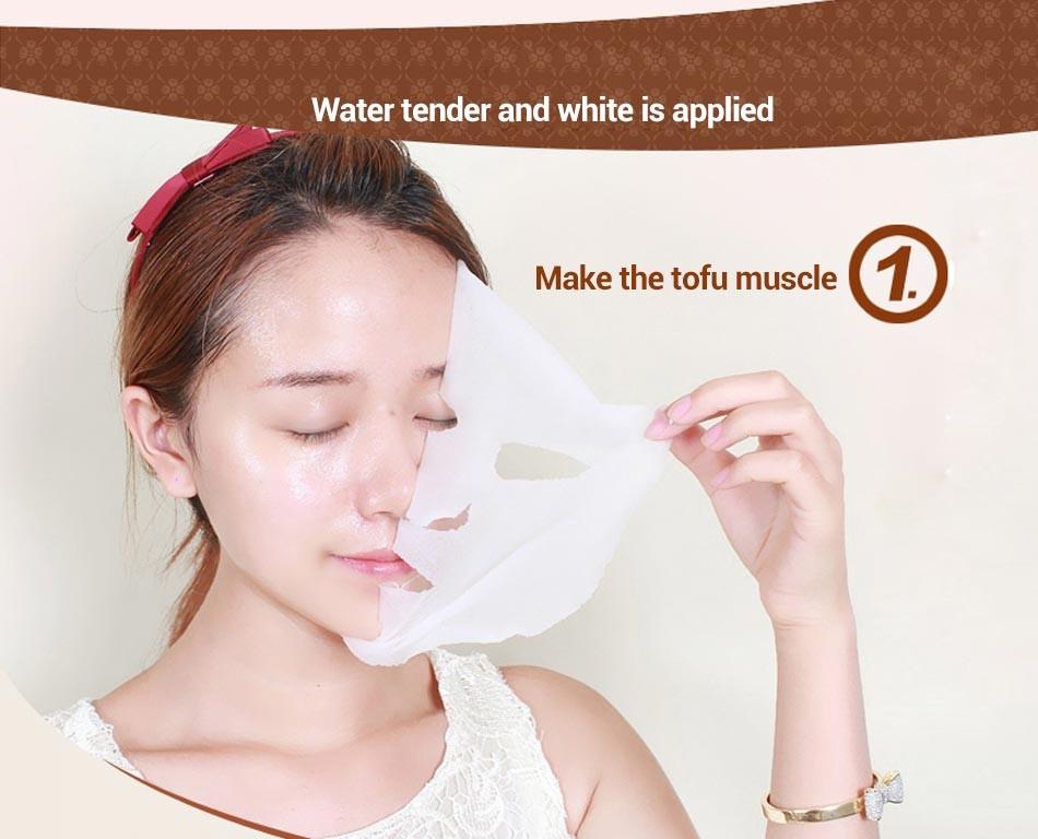 MEIKING 60PCS Skin Care DIY Facial Face Compressed Mask Women Beauty DIY Disposable Mask Paper Natural Skin Care Wrapped Masks 7
