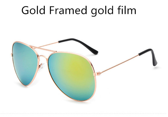 ASUOP2017 new men and women sunglasses pilots glasses high-end brand popular sun glasses goggles UV400 sunglasses sunglasses (12)