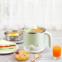 Multifunction Rice cooker Electric frying pan Hot Pot Multi-steaming method Electric Food Steamer Stainless Steel Multi-steaming