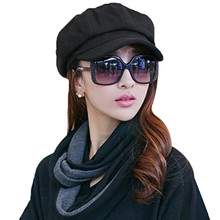 Hot Sale Fashion Hat 2018 Brand Designer Women Casual Cap Vintage Classic Female  High Quality Caps Worsted Sun Visor Hat Gorras