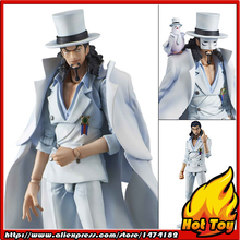 """100% Original MegaHouse Variable Action Heroes (VAH) Action Figure – Rob Lucci from """"ONE PIECE"""""""