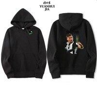 2017 Man Women Juventus Print Sportswear Hoodies Male Hip Hop Fleece Long Sleeve Hoodie Slim Fit