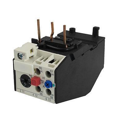 JRS2-12 3.2A 2-3.2A Current Motor Thermal Overload Relay chnt nr2 25 z 4a 6a thermal overload relay cjx2