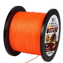 Goture PE Braided Fishing Line Multifilament 500M 4 Strands Wire Leader Rope Line For Carp Fishing 8 10 20 30 40 60 LB