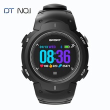 DTNO.1 F13 Smart horloge ip68 Waterdichte Sport running horloge Multisport Kleur LCD Smart kennisgeving Sport tracker voor IOS Android