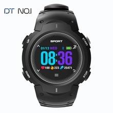DTNO.1 F13 חכם שעון ip68 עמיד למים ספורט ריצה שעון Multisport צבע LCD חכם הודעת ספורט tracker עבור IOS אנדרואיד