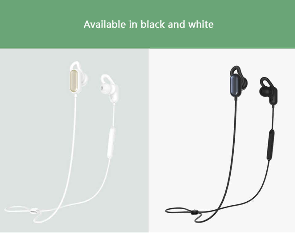 Xiaomi Sports Earphone Bluetooth 4.1 Youth Edition Version Headphones Wireless Bluetooth Headset running AI Control Mi Headsets (15)