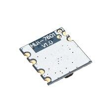 CLAITE Мини WiFi модуль беспроводной Интернет модуль поддержка LINUX2.4/2,6 WINCE5.0/6,0 HLK-7601U2 MT7601 MT7601UN для умного дома