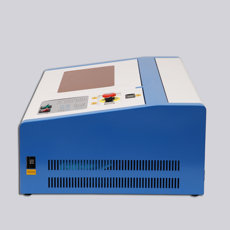 USB CO2 Laser Engraving Cutting Machine Laser Engraver Laser cutter 3020 40W for Wood Acrylic 110V/220V NEW Style 2