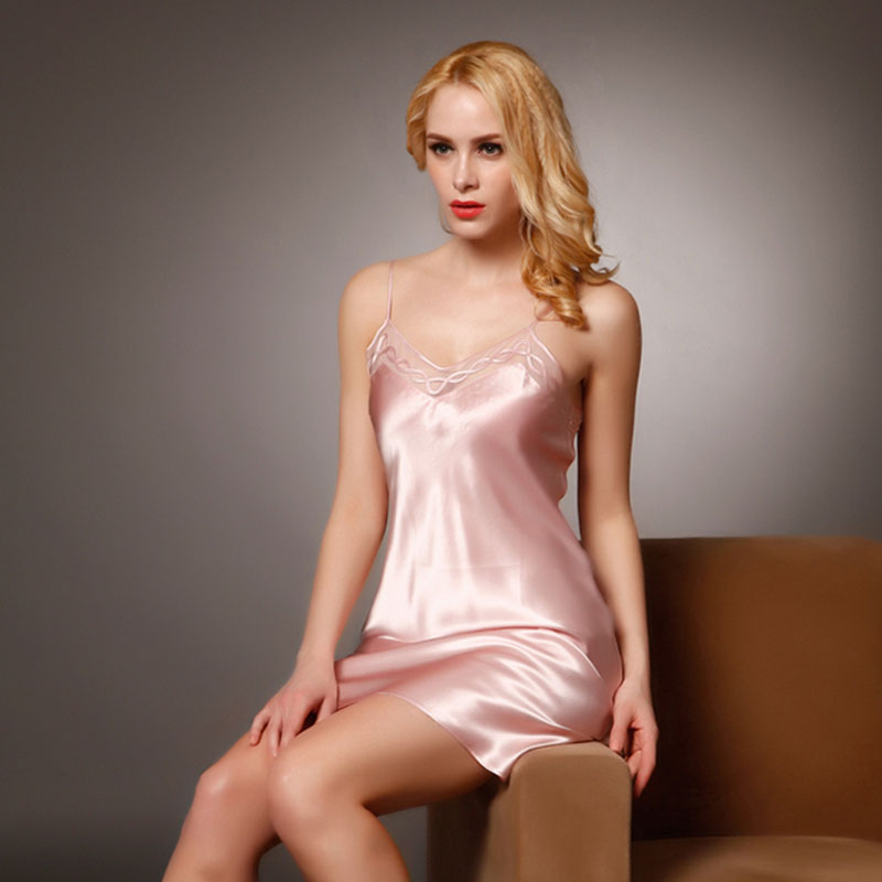 sexy women in silk