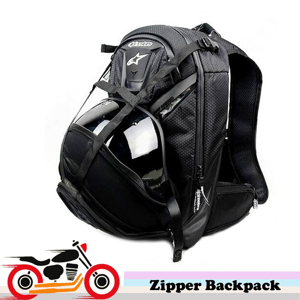 Popular Helmet Backpack Motorcycle-Buy Cheap Helmet Backpack ...