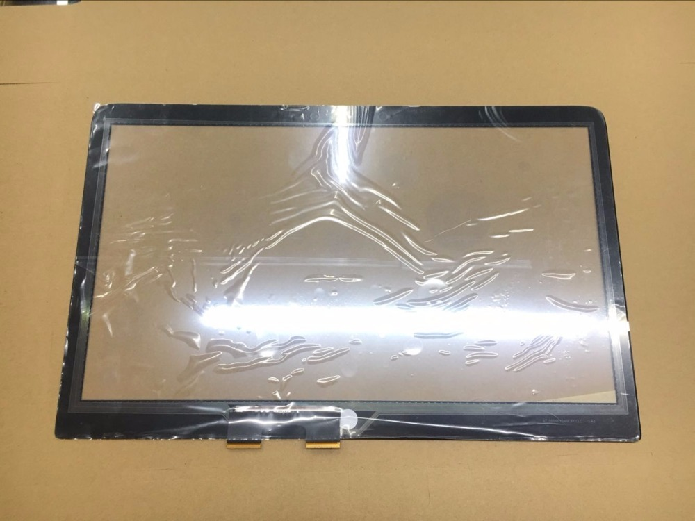 NEW 15.6 inch Glass Touch Screen For HP Pavilion x360 15-AP Glass Digitizer Display 1920*1080 touch screen xbtgt7340 touch screen glass 15 inch touch screen new