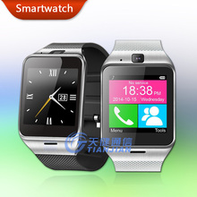 Health Sport Fitness Pedometer Camera Clock Wireless GSM Bluetooth Bracelet Touch Screen Mobile Cell Phone Wrist Smart Watch