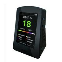 Мини PM2.5 тестер Лазерная дымка тестер качества воздуха метр прибор может быть тестер PM1.0/PM2.5/PMp10 пыли B5S