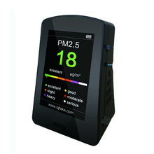 mini PM2.5 tester air quality meter B5S Laser haze instrument can be tester PM1.0 / PM2.5 / PM10 dust