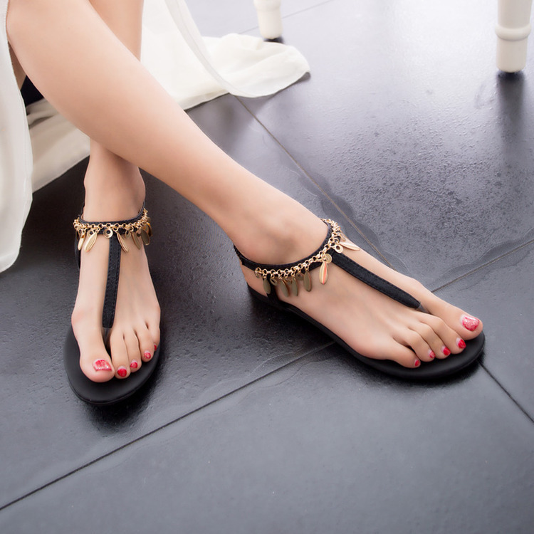 Hot Sale 2015 Summer Style New Brand Women Flats Girl -2325