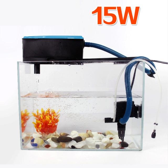 Rs 288a Fish Tank Filter Turtle Aquarium Water Purifier Built In External Submersible