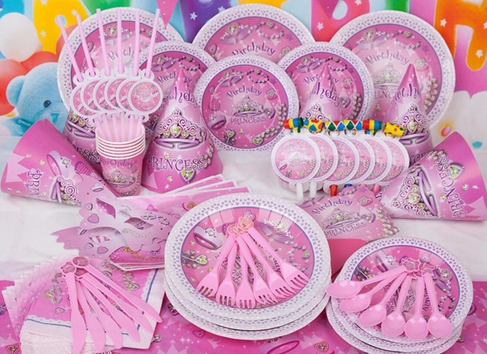 Shu videos birthday party supplies for girls ass