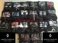 Marcelo burlon hombres de la camiseta de eagle brand clothing 1:1 alta calidad Catton Caja Logo Hip Hop Top Versión Paris Palacio MB Tops Tees