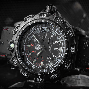 Image 4 - Aidis Männer Military Uhren Top Marke Fahsion Casual Sport Wasserdichte Outdoor Silikon Quarzuhr Männer Männlich Uhr Armbanduhr