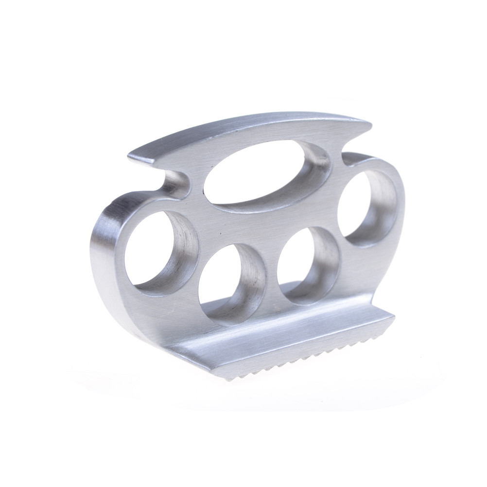 1PCS Aluminium Alloy Meat Tenderizer Handy Innovation Pounders Hammer Kitchen Gadgets Accessories