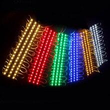 SMD 2835 Lampu LED Strip 12 V 100 LED Fleksibel Menginstal Liburan Outdoor Rumah Tanda Iklan Tahan Air Lampu LED RGB strip