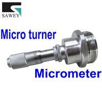 PRONA micro turner torneamento  corte  spinner  micrômetro knob  microcalliper  pinças micrômetro  para arma auto pulverizador