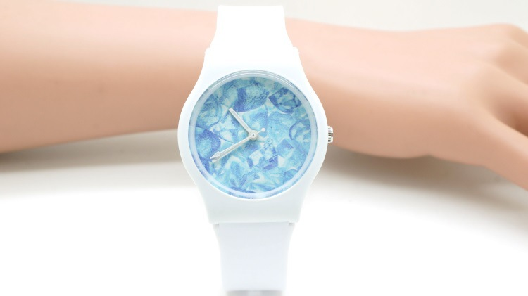 WILLIS jelly watch Trendy Children's Analog Watch with Silicone Strap luminous watch