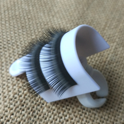 1pc new eyelash extension tool individual u shape glue ring adhesive eyelash pallet holder eyes makeup.jpg 250x250