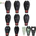 Remote Smart Key for DODGE Charger Challenger Durango Grand Caravan Journey Magnum Ram 1500 2500 3500 4500 M3N5WY783X / IYZ-C01C