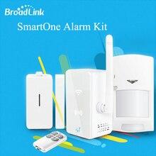 Broadlink kit S1 Smart Home Automation Sistema SmartONE S1C PIR Movimento Sensor de Porta Sem Fio Wi-fi Controle Remoto via IOS Android