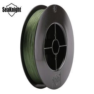 Image 4 - SeaKnight marca S9 trenza línea de pesca 300M 20 a 100LB fuerte, duradero 9 hebras suave línea de PE S espiral trenzado Tech agua salada