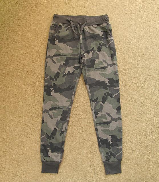 broek camouflage print