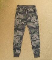 Women Camouflage Jogger Pants Ladies Camo Print Cotton Sweatpants Joggers Drawstring Elastic Waist Casual Harem Pants Plus Size
