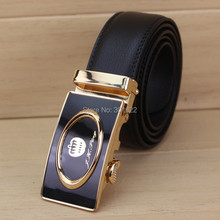 Automatic  35MM Leather Belt